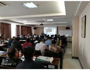 辽宁省春检输电线路X射线检测技术交流会